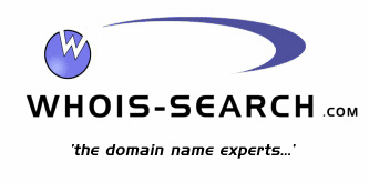 whois search domain: